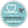 Certified Honeymoon and Destination Wedding Specialist